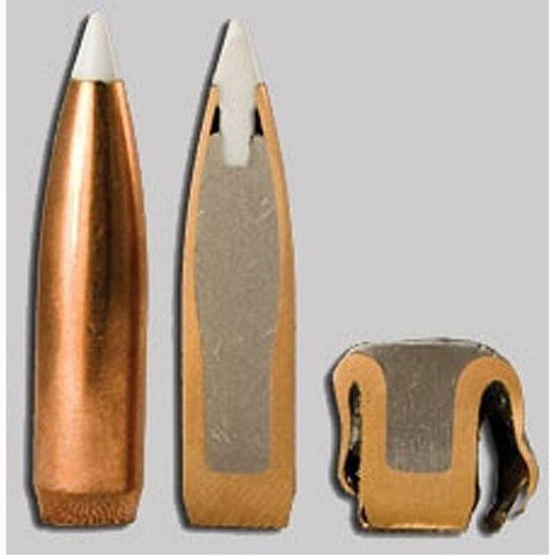 "Nolser .375 Caliber .375"" Diameter 300 Grain Accubond Boat Tail Polymer Tip Bullet 50 Count 53662"