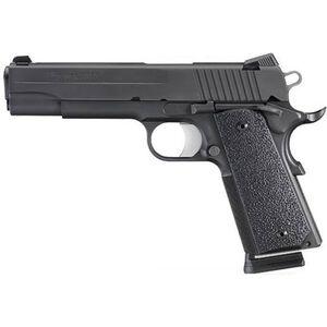"SIG Sauer 1911 XO Semi Automatic Pistol .45 ACP 5"" Barrel 8 Round Capacity Ergo Grips Nitron Finish 1911-45-B-XO-CA"