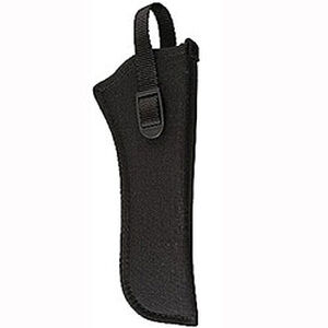 "Uncle Mike's Sidekick Hip Holster SA Revolvers 6-1/2"" to 7-1/2"" Barrels Size 9 Left Hand Nylon Black"
