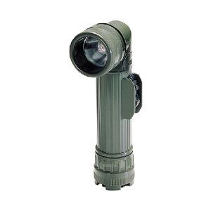5ive Star Gear GI Anglehead Flashlight Krypton Bulb D-Cell Olive Drab