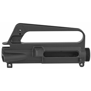 Luth-AR AR-15 A1 Stripped Upper Receiver with M4 Feed Ramp Anodized Black