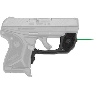 Crimson Trace Laserguard Ruger LCP II Green Laser 1x 1/3N Lithium Battery
