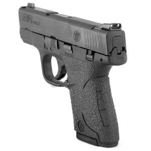 TALON Grips Smith & Wesson M&P Shield 9mm/.40 Rubber Adhesive Grip Black