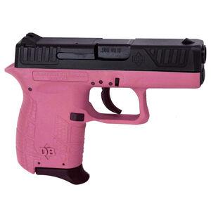 "Diamondback DB380 Semi Automatic Handgun .380 ACP 2.8"" Barrel 6 Rounds Pink Polymer Frame Black Slide Adjustable Sights DB380HP"