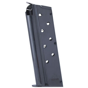 Iver Johnson 1911 Officers/Compact Model Magazine 8 Rounds 9mm Luger Steel Black