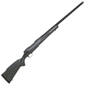 "Nosler M48 Mountain Carbon 6.5 Creedmoor Bolt Action Rifle 24"" Carbon Fiber Threaded Barrel 4 Rounds Carbon Fiber Mountain Stock Gray Cerakote Finish"