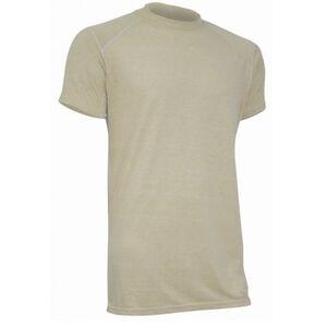 XGO FR Phase 1 Men's Flame Retardant Short Sleeve T-Shirt Small Desert Sand