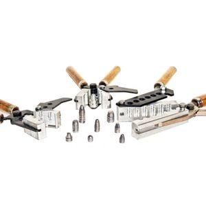 Lee Precision 6-Cavity Bullet Mold TL401-175-SWC .401 Diameter 175 Grain Tumble Lube Semi-Wadcutter 10mm Auto/.40 S&W Mold Only No Handles Aluminum 90433