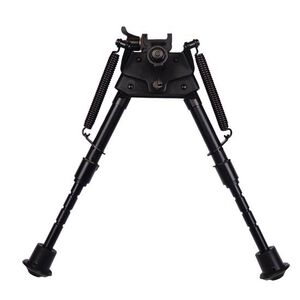 "Sport Ridge  Rail Mount Adjustable Bipod 6"" to 9"" Black"