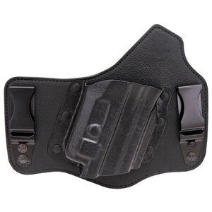 Galco KingTuk Classic S&W J Frame and Similar IWB Right Hand Leather Black