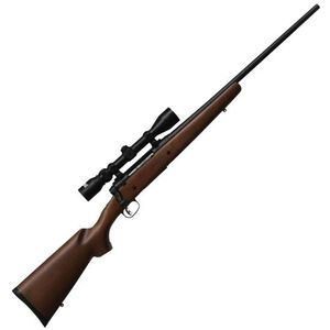 """Savage AXIS II XP Bolt Action Rifle 223 Rem 22"""" Barrel 4 Rounds Hardwood Stock 3-9x40 Scope"""