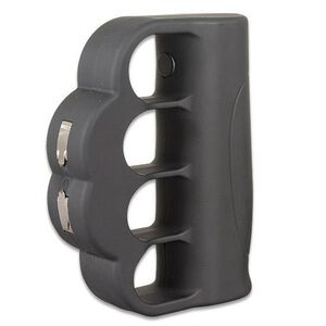 Personal Security Products Blast Knuckles Stun Gun Black ZAPBK950