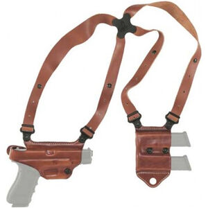 Galco Miami Classic II Springfield XD9/40 Shoulder Holster System Right Hand Leather Tan