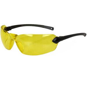 Radians Overlook Glasses Amber Lens Black Frame
