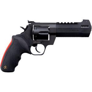 "Taurus Raging Hunter .357 Mag DA/SA Revolver 5.125"" Ported Barrel 7 Rounds Adjustable Rear Sight Picatinny Top Rail Rubber Grip Matte Black"