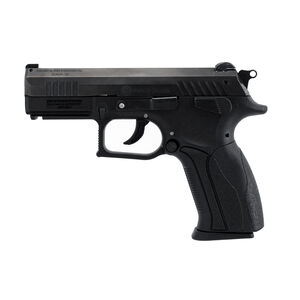 "Grand Power P1 Semi Auto Pistol 9mm Luger 3.7"" Barrel 15 Rounds Polymer Grip Black Steel GPP1D"