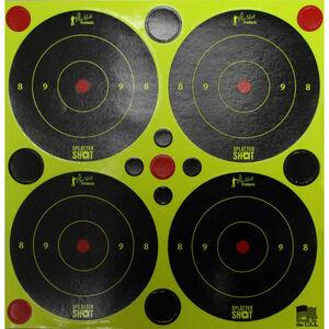 "Pro-Shot Splattershot 3"" Round Bull's-eye 12 Pack"