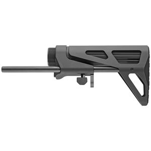 Maxim Defense CQB Gen 7 Stock for AR-15 Rifles Black Finish