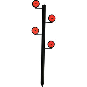 Birchwood Casey Rimfire Dueling Tree Target Steel Black