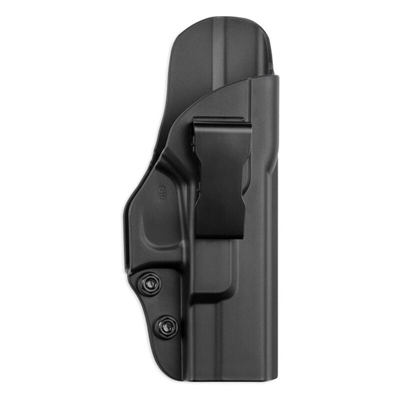 Bulldog Cases Polymer Inside Pants Holsters With Metal Clip For Glock 17, 22, 31 Right Hand Black PIP-G17