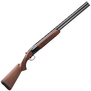 "Browning Citori Hunter Grade I .410 Bore O/U Break Action Shotgun 26"" Barrel 3"" Chamber 2 Rounds Bead Sight Walnut Stock Blued Finish"