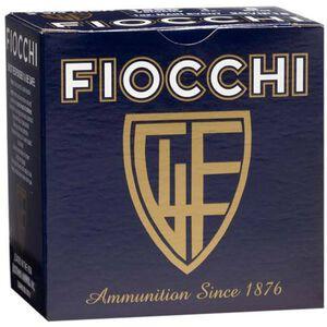 """Fiocchi Clay Target 28 Gauge Ammunition 25 Rounds 2-3/4"""" #8 Shot 3/4oz 1200 fps"""