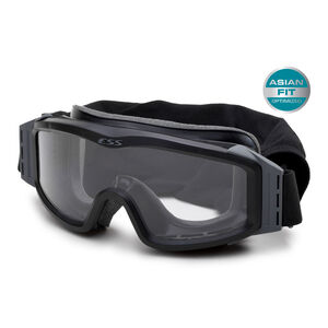 ESS Asian-Fit Profile Ballistic Goggles Black