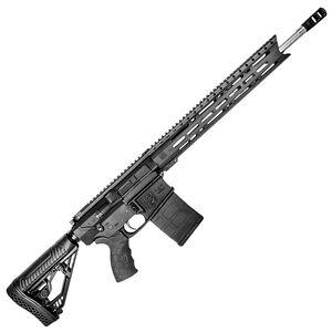 """Diamondback DB10 Semi Auto Rifle .308 Win 18"""" Stainless Barrel 20 Rounds 15"""" M-LOK Matte Black Finish"""