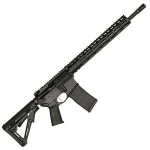 """Noveske Gen 1 Light Recce Rouge Hunter AR-15 Semi-Auto Rifle 5.56 NATO 16"""" Barrel 30 Round NSR 13.5"""" M-LOK Compatible Hand Guard FSB Magpul Collapsible Stock Matte Black"""