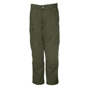 5.11 Tactical Women's TDU Ripstop Pants 6 Regular Black 64359