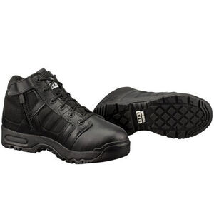 """Original S.W.A.T. Metro Air 5"""" SZ 200 Men's Boot Size 14 Regular Non-Marking Sole Water Proof Insulated Leather Black 123401"""