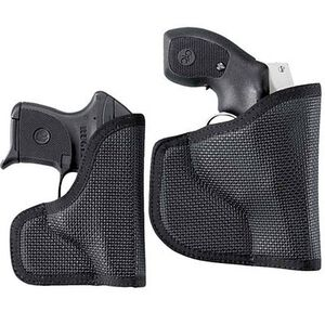 DeSantis N38 Beretta PX4 Storm Compact, Springfield XD9, XD40 Sub Compact Nemesis Pocket Holster Black