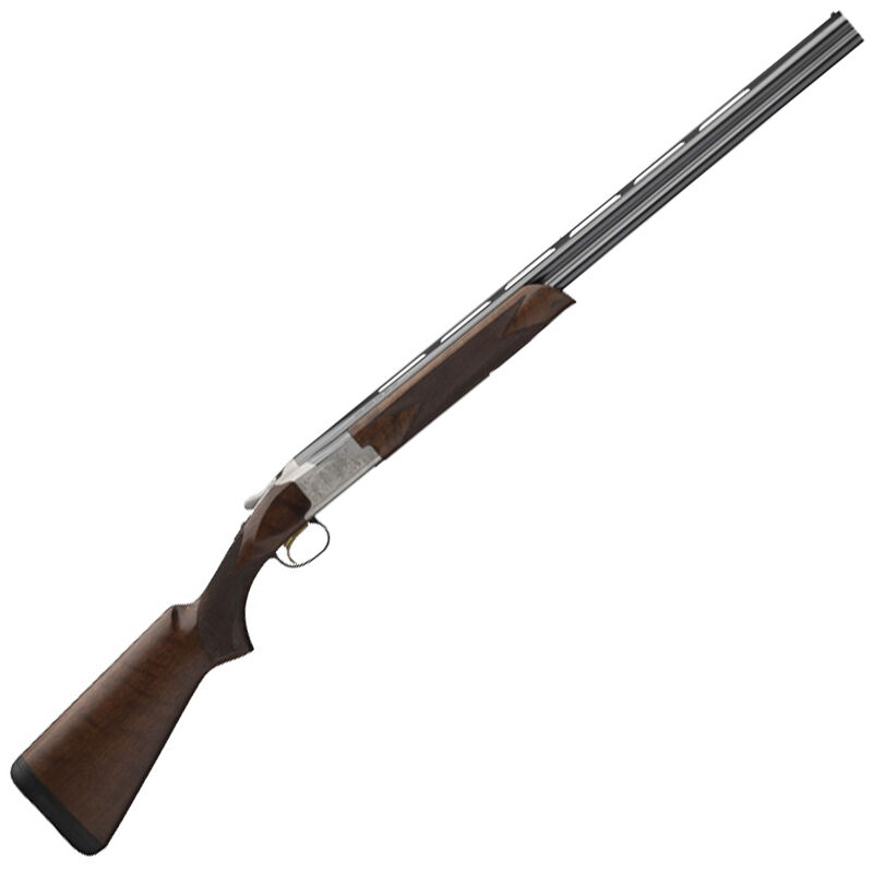 """Browning Citori 725 Field .410 Bore O/U Break Action Shotgun 28"""" Barrels 3"""" Chambers 2 Rounds Walnut Stock Engraved Receiver Silver/Blued Finish"""