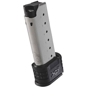 Springfield Armory XD-S Magazine .45 ACP Seven Rounds X-Tension Sleeve Stainless Steel XDS50071