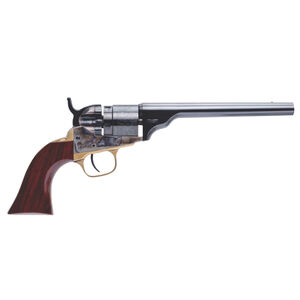"Cimarron '62 Pocket Navy Conversion .380 ACP Revolver 6"" Barrel 5 Round Walnut Grip"