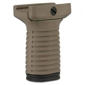 TAPCO INTRAFUSE Vertical Short Foregrip Low Profile Polymer FDE 16790