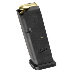 Magpul PMAG GL9 Magazine for GLOCK 17 9mm Luger 10 Rounds Polymer Black MAG801BLK