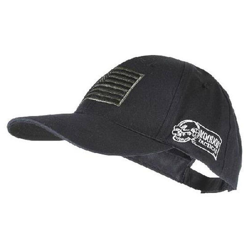 VooDoo Tactical Cap Poplin Black