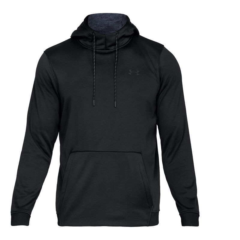 Under Armour Men's Armour Fleece Pull Over Hoodie Polyester