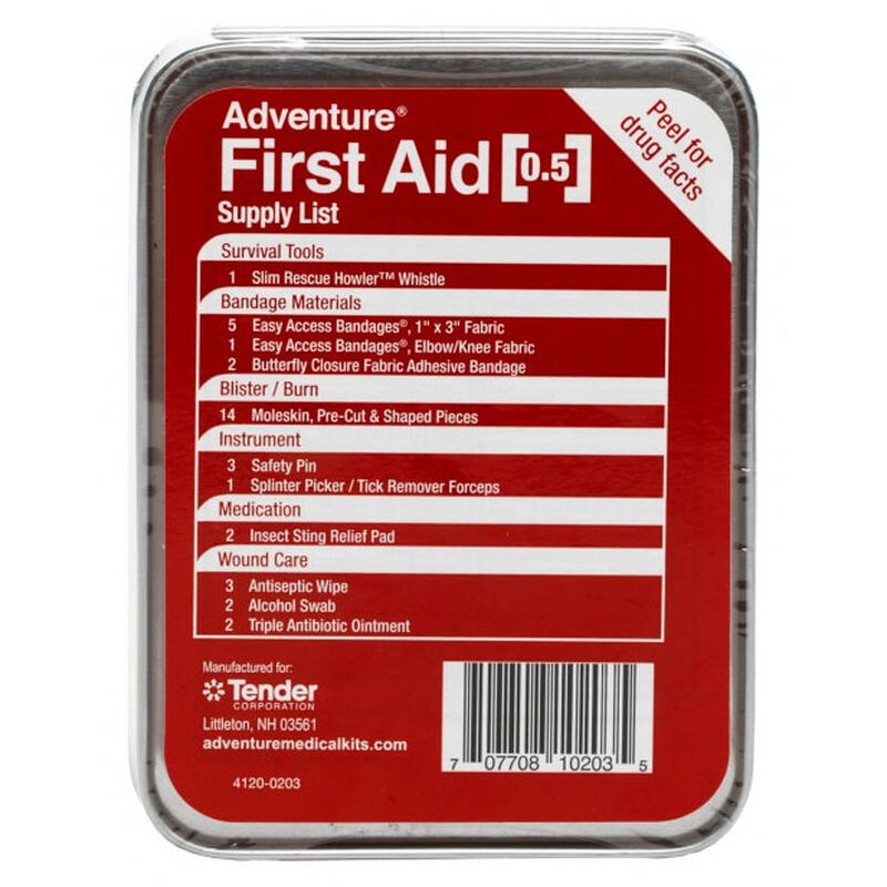 Adventure Medical Kits Adventure First Aid 0.5 oz Tin