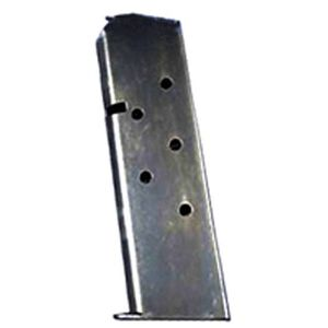 Matco Full Size 1911 Government Magazine 7 Rounds.45 ACP Steel Blued Finish