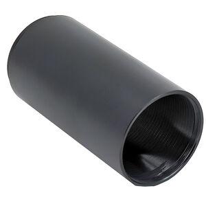 "Riton RS-50 Sunshade 6061-T6 Aluminum 1.8"" Length Matte Black"