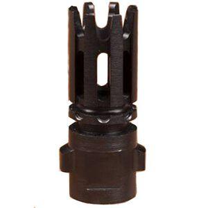 Gemtech Quickmount AR-15 Flash Hider 1/2x28 Steel Matte Black QM-G5-FH