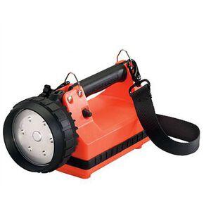 Streamlight E-Flood LiteBox Flood Light Standard System 120V 615 Lumens 6 LEDs Rechargeable Standard System Orange 45801
