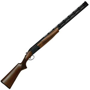 "CZ Upland Ultralight Over/Under Shotgun 12 Gauge 2-3/4"" Chamber 26"" Barrel Walnut Stock Black Chrome Finish 06085"
