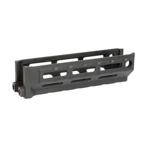 Midwest Industries AK Drop In M-Lok Universal Handguard Aluminum Black