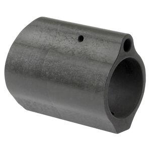 "Midwest Industries AR-15 Low Profile Gas Block .875"" Diameter 4140 Steel Matte Black Finish"