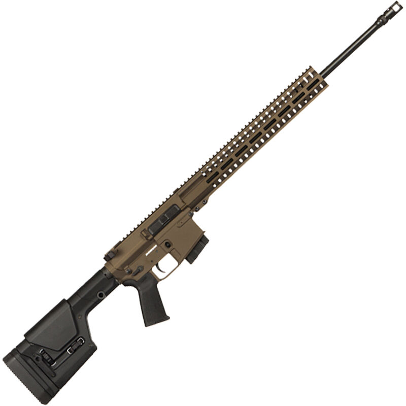 "CMMG Endeavor 300 MkW-15 6.5 Grendel AR-15 Semi Auto Rifle 22"" Barrel 10 Rounds RML15 M-LOK Handguard Magpul PRS Fixed Stock Midnight Bronze Finish"