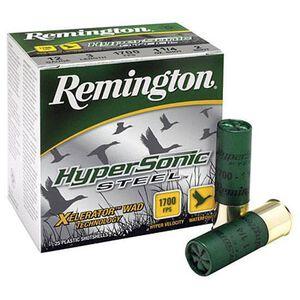 "Remington HyperSonic 12 Ga 3"" BB Steel 1.125oz 25 rds"