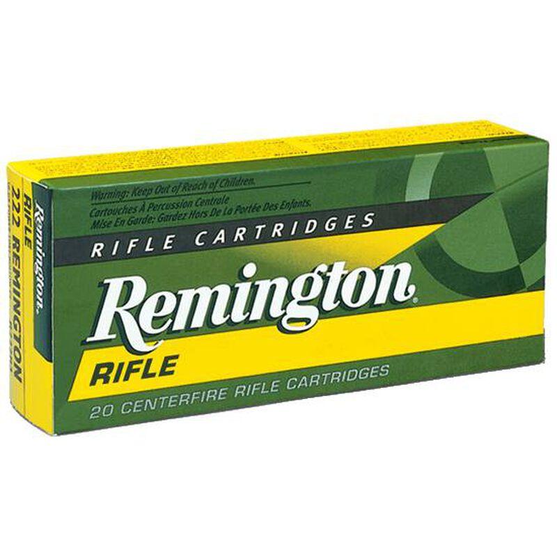 Remington .22-250 Remington Ammunition 20 Rounds PSP 55 Grains